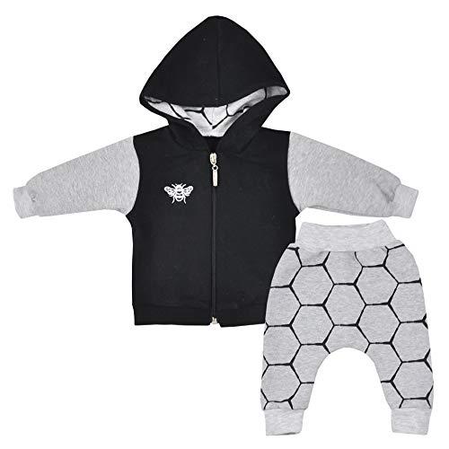 Fifiloo Baby - Jongens 2-delige babyset blouse/broek voor jongens en meisjes kledingset