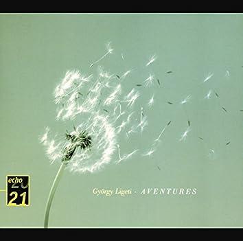 Ligeti: Volumina; Organ Study No.1; Three Pieces for Two Pianos; Aventures; Nouvelles Aventures; Mysteries