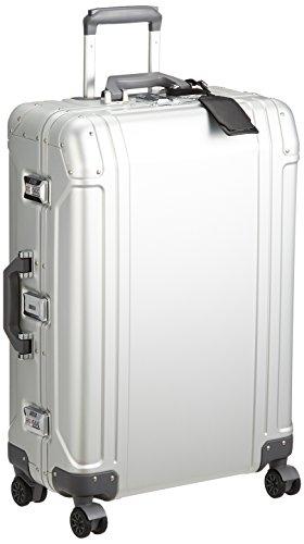 [ゼロハリバートン] スーツケース GEO Aluminum 3.0 保証付 68L 66 cm 7.1kg シルバー