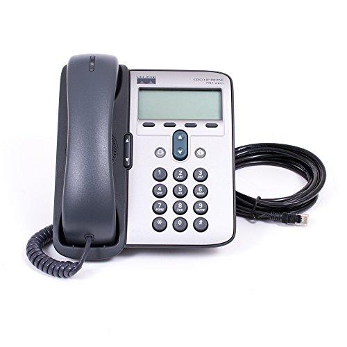 Cisco 7912G telefono IP (rinnovato)