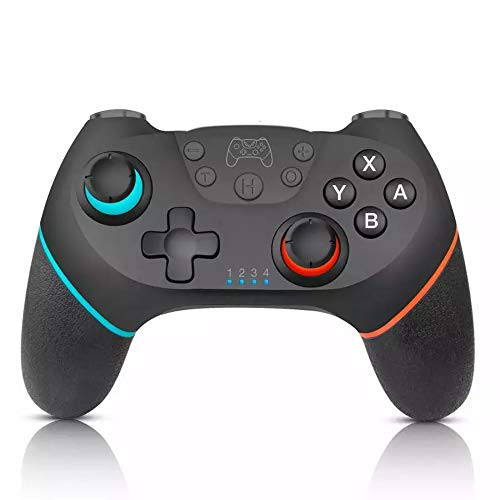 Hsowitur Switch コントローラー スイッチ コントローラーワイヤレス Bluetooth スイッチ コントローラー 無線
