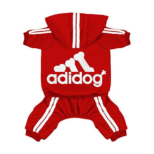 Scheppend Original Adidog Pet Clothes for Dog...