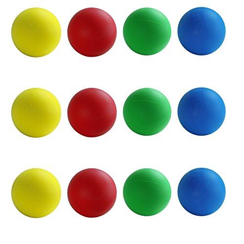 First-Play Standard Balles en Mousse, 7 cm