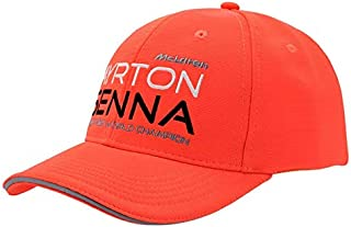 60083cc09b9b4 Ayrton Senna Authentic Red McLaren Hat