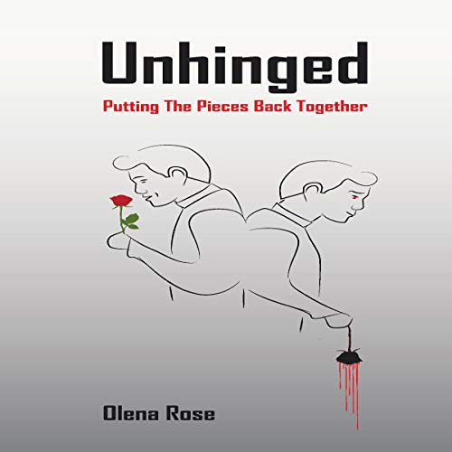 Unhinged Audiobook By Olena Rose cover art