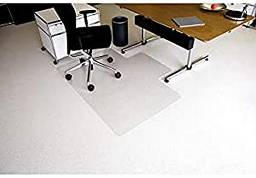 Kangaro K-07-150L Tapis de sol pour animaux domestiques Transparent 120 x 150 cm 2,1 mm