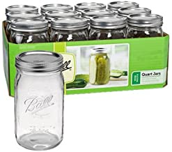 Loew-Cornell Ball Wide Mouth Canning Jar-Quart
