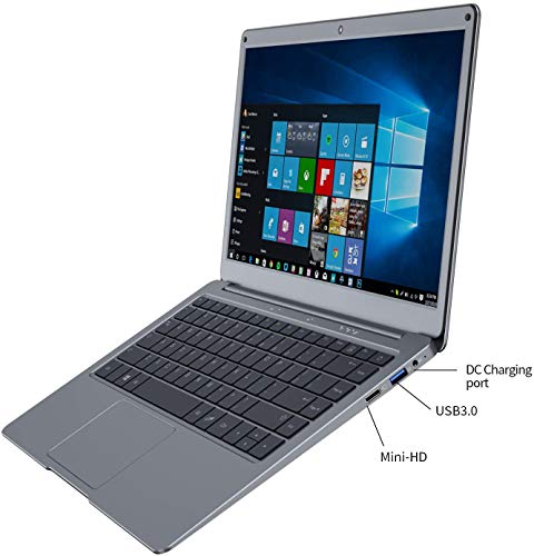 Product Image 1: Jumper Laptop 13.3 inch 8GB RAM 128GB ROM Quad Core Celeron, Windows 10 Thin and Light Laptop, Full HD 1080P Display, Support 128GB TF Cardand 1TB SSD Expansion