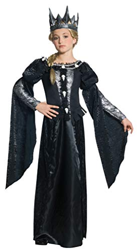 Snow White and The Huntsman Deluxe Ravenna Skull Dress Tween Costume - Small