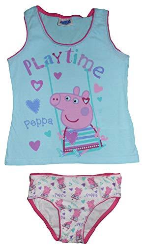 Peppa Varken Speeltijd Kinderen Katoen Ondergoed Set