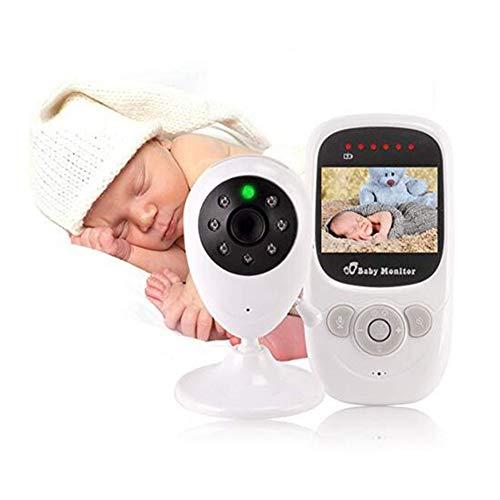 Moniteur De Sommeil Bébé sans Fil avec Caméra IP Radio Babysitter Vidéo Numérique Vision Nocturne Affichage De La Température Radio E-Nanny