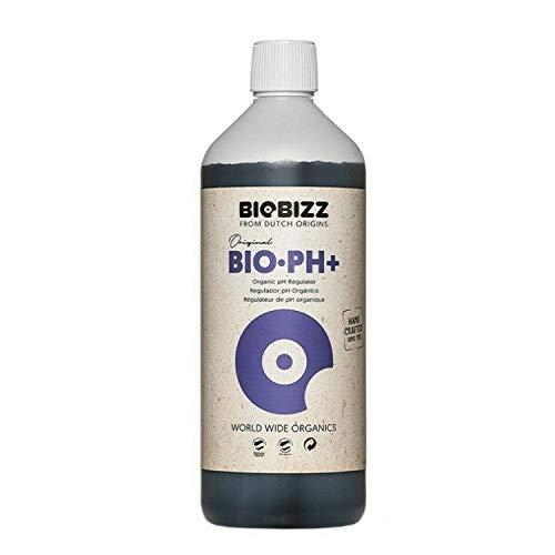 BioBizz Bio PH+ Plus 1L - Erhöht organisch den PH-Wert (Huminsäure)