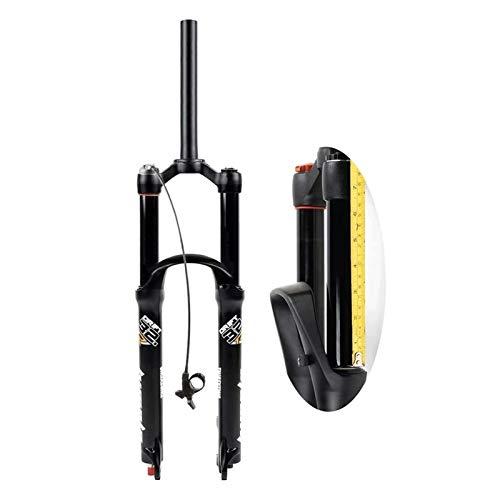 YQQQQ Horquilla de Suspensión de Bicicleta de Montaña MTB 26/27.5/29 Pulgadas 160mm...