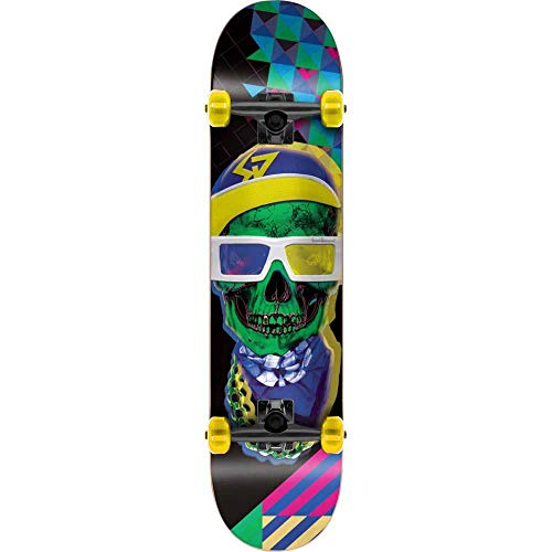 Speed Demon Skateboard Mix Factory, 19 cm, Marineblau