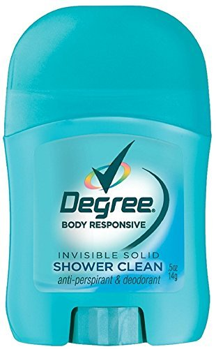 Degree Shower Clean Invisible Solid by Degree