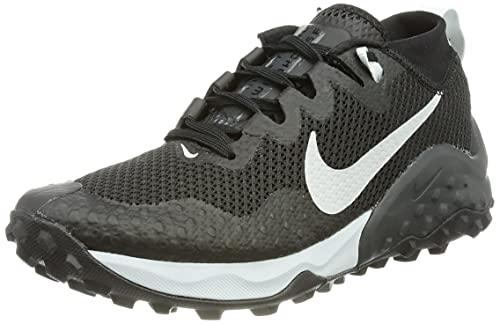 Nike Wmns Wildhorse 7, Zapatillas para Correr Mujer, Black Pure Platinum Anthracite, 40 EU