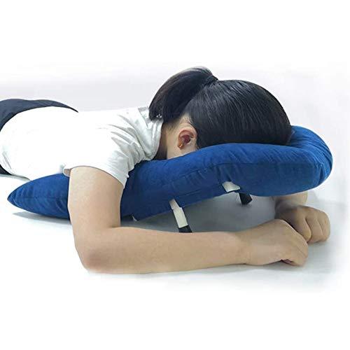 HOMEDAI Kopf Schulterstützkissen,Kopfkissen für Patienten mit Netzhautablösung während der Genesung, höhenverstellbar