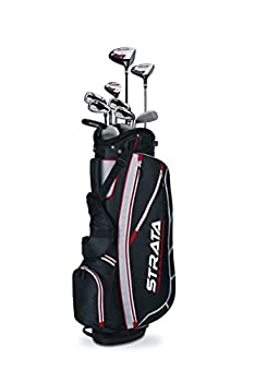 Strata Men's Complete Golf Club Set Callaway With Bag