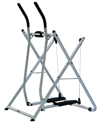 Gazelle Edge Glider Home Fitness Exercise Equipment Machine with Workout DVD