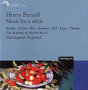 Purcell;Music for a While