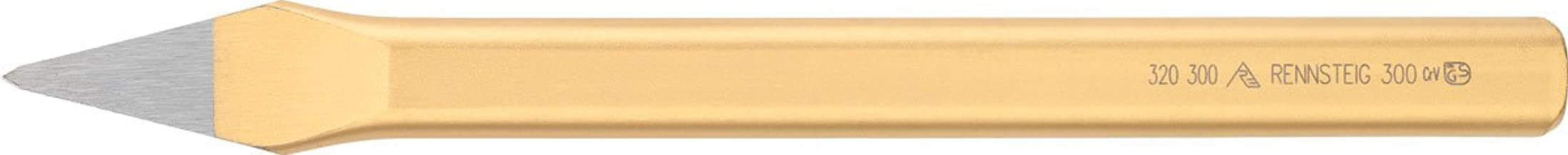 Rennsteig Cross Chisel Polished 150A Mm