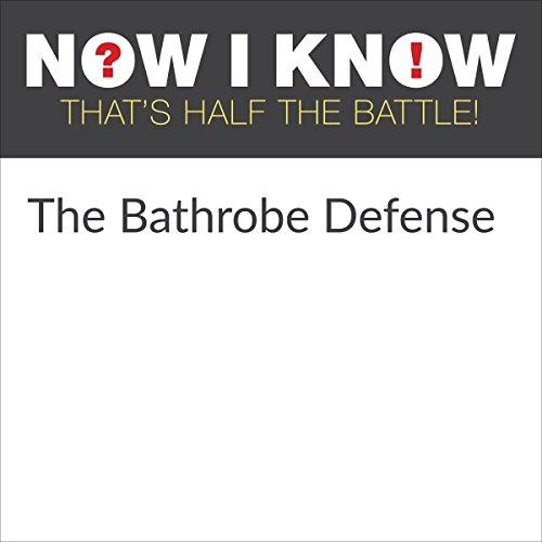 The Bathrobe Defense cover art