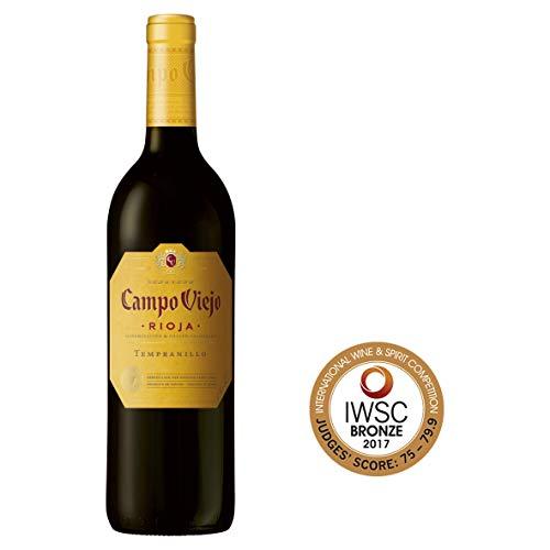 6x 0,75l - 2012er* - Campo Viejo - Tempranillo - Rioja D.O.Ca. - Spanien - Rotwein trocken