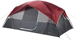 Field & Stream Cross Vent 8-Person Tent (Pompeian Red)