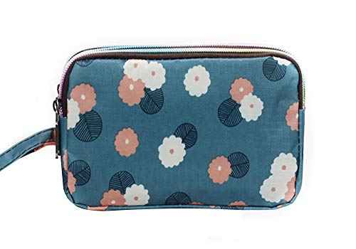 HUNGRE Women's Waterproof Smartphone Wristlets Bag,Clutch Wallets Purses for iPhone 6 6S Plus / 7/7 Plus (Q55207)