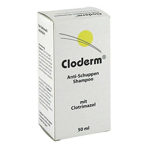 CLODERM Anti Schuppen Shampoo 50 ml