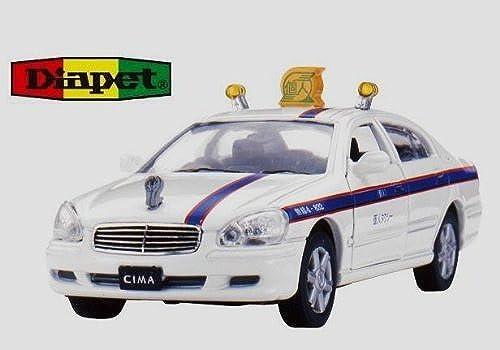 Diamond pet DK-4105 1 43 scale private taxi (japan import)