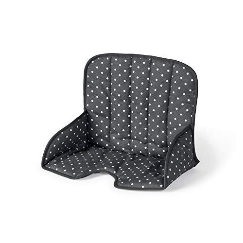 Geuther - Sitzkissen 4745 für Hochstuhl Tamino, Punkte grau