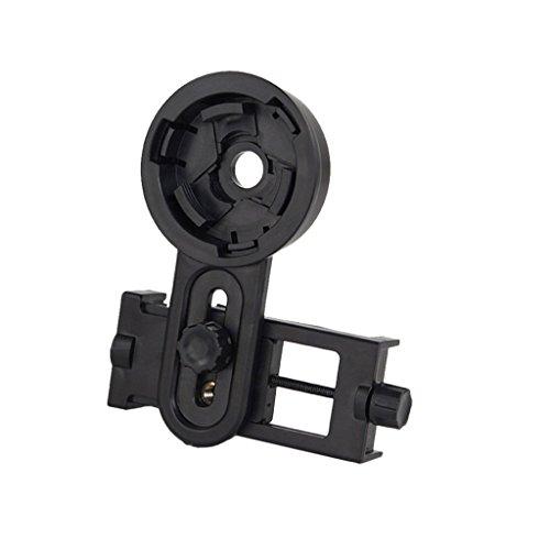 Almencla Universal Handy Fotografie Adapter Halterung Für 26 46mm Fernglas Monokular Spektiv Teleskop Für iPhone HTC