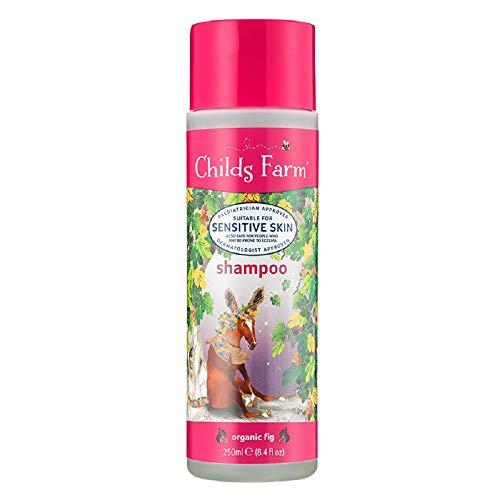 Childs Farm | Kids Shampoo | Organic Fig | Sensitive Skin | Dermatologist...