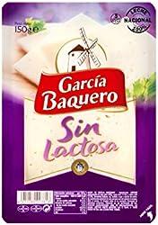 García Baquero Queso Sin Lactosa - Lonchas 150gr