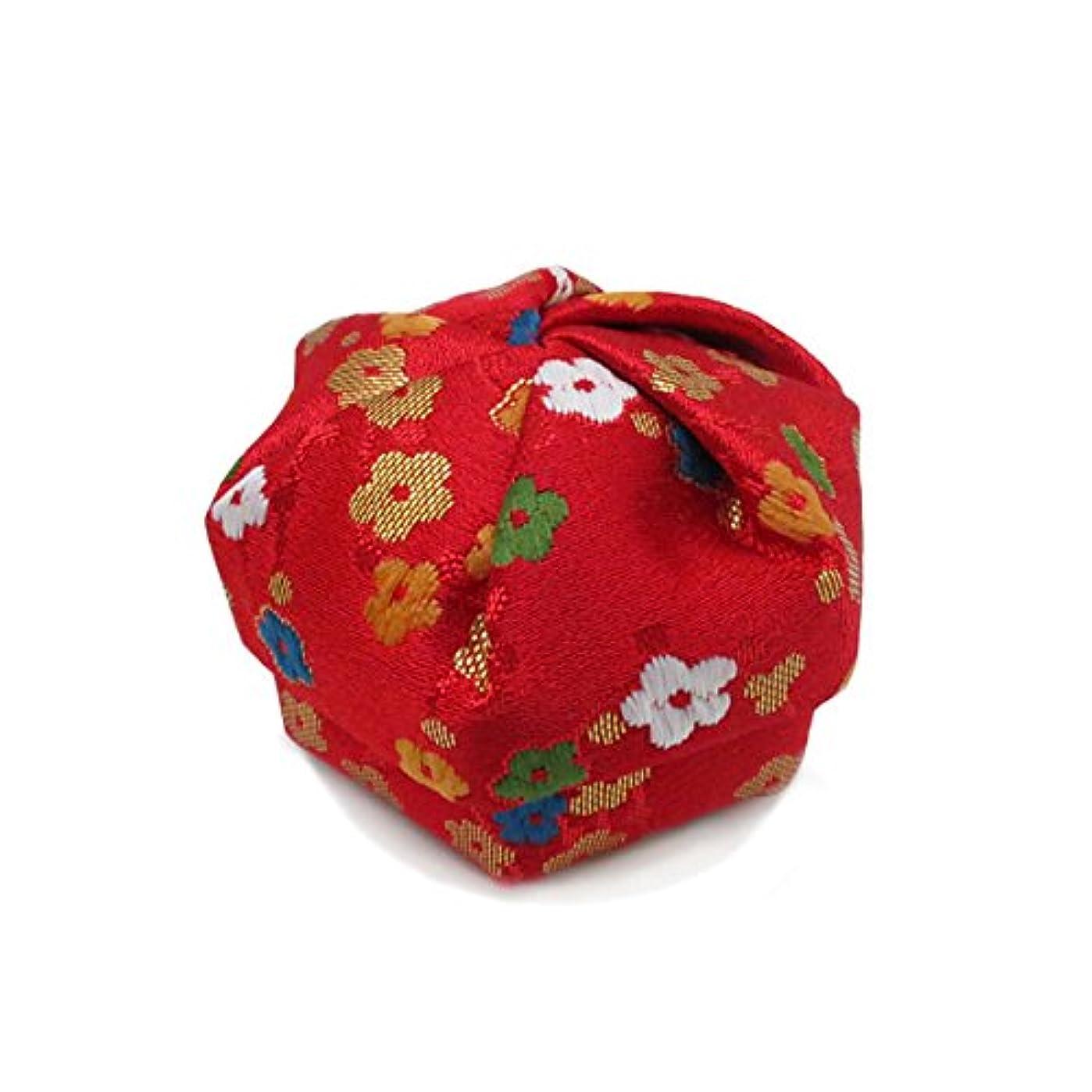 心臓技術的なリビングルーム布香盒 赤系 紙箱入