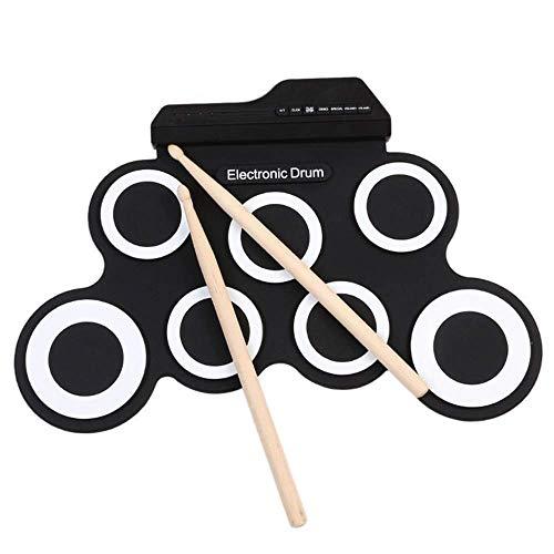 Batería electrónica, rollo de la mano del tambor del estante electrónica, hogar...