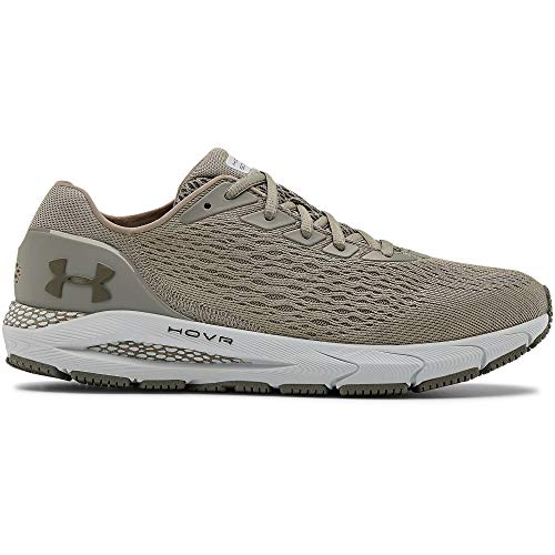 Under Armour Herren UA HOVR Sonic 3 Laufschuhe, Grün (Gravity Green/Halo Gray/Gravity Green (300) 300), 44/45 EU