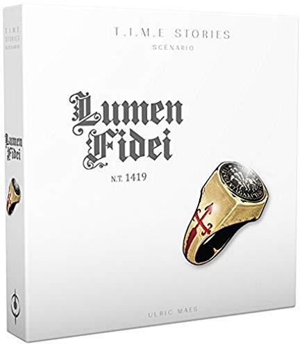 Time Stories – Extensión: Lumen Fidei – Asmodee – Juego de Mesa...