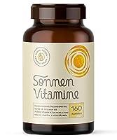 4.000 Einheiten Vitamin D3 und 75µg Vitamin K2 als Reinsubstanz (99,99% All-Trans) ohne versteckte Zusatzstoffe ergänzt mit pflanzlichen Fettsäuren aus Algen und Leinsamen für optimale Aufnahme. Mit dem italienischem Markenrohstoff vitaMK7 mit der we...