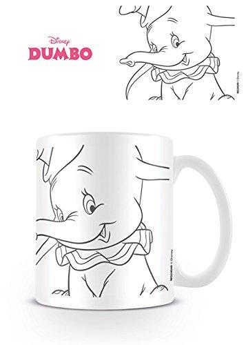 Dumbo Line Tasse Standard