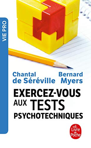 Exercez-vous aux tests psychotechniques