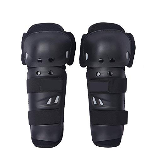Docooler 1 paio Moto Knee Pad Motor Racing ginocchio della protezione del ginocchio ginocchiere Cap Guardia Bretelle