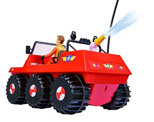 RC Auto kaufen Feuerwehr Bild 2: Dickie Toys 203099620 - RC Feuerwehrmann Sam Hydrus, funkferngesteuert zu Wasser und zu Land, 30 cm*