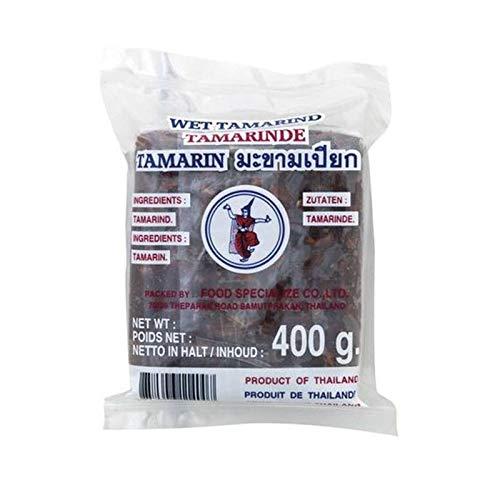 Pasta de tamarindo - 400g