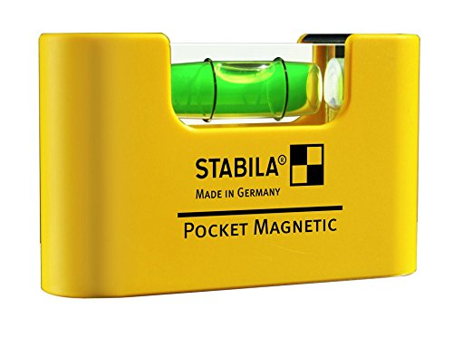 Stabila 17774 Wasserwaage Pocket Magnetic