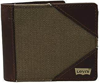 Levi's Leather Brown Men's Wallet (77173-0795)