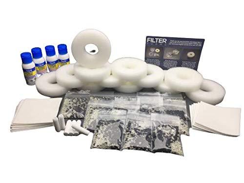 Biorb 12 annuale Service Kit filtro di ricambio per BiOrbs, Life, BiUbes & flussi di tutte le misure-Consegna gratuita