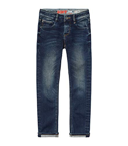 Vingino Boys Jeans Amos super Soft, Fb. cruziale Blue (Gr. 13/158)