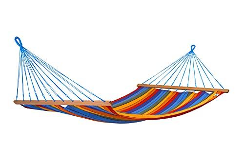Jobek 017191 Hamac Aruba Rainbow 300 x 140 cm